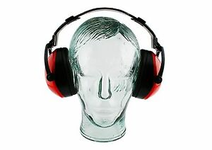 10 x KA.EF. Kapselgehörschutz, Gehörschutz, Arbeitschutz, Kopfhörer SNR 28 db