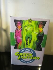 Green-Lantern-The-Silver-Age-Omnibus-HC-Vol-02-new-sealed
