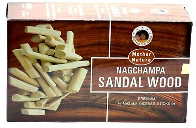 10g Satya Super Sandal inciensos Nag Champa fragancia decoración meditación