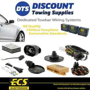 ECS 7 Pin Towbar Trailer Wiring Kit For BMW X5 E70 SUV 2007-2013