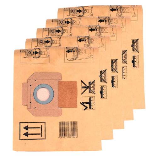 MAKITA P-70194 Filter//Dust Collection Bags For 446L Pack of 5