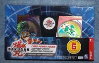 Bakugan 2008 Card Power House Set 30 Cards & Case Set 3