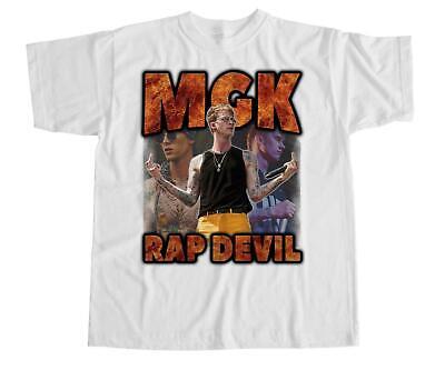 Mgk Machine Gun Kelly T-shirt Funny Cotton Tee Vintage Gift For Men Women