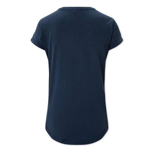 EARTHPOSITIVEWomenFAIR /& Organic Bio T-ShirtStone Wash Coloursep16