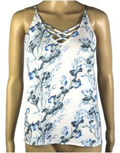 Ladies-Size-8-ValleyGirl-Oversized-Floral-Top-Shirt-Blouse-MBC