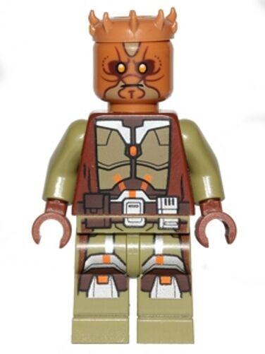 LEGO 75025 - STAR WARS - Jedi Knight - MINI FIG / MINI FIGURE