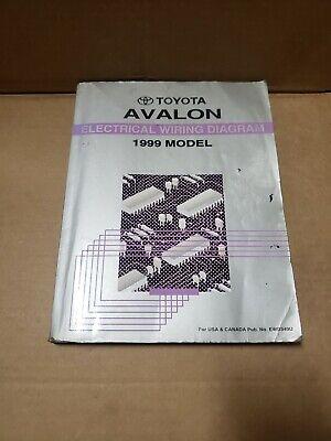 1999 Toyota Avalon Wiring Diagram from i.ebayimg.com