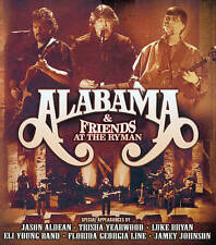 Alabama and Friends: At the Ryman (DVD, 2014)