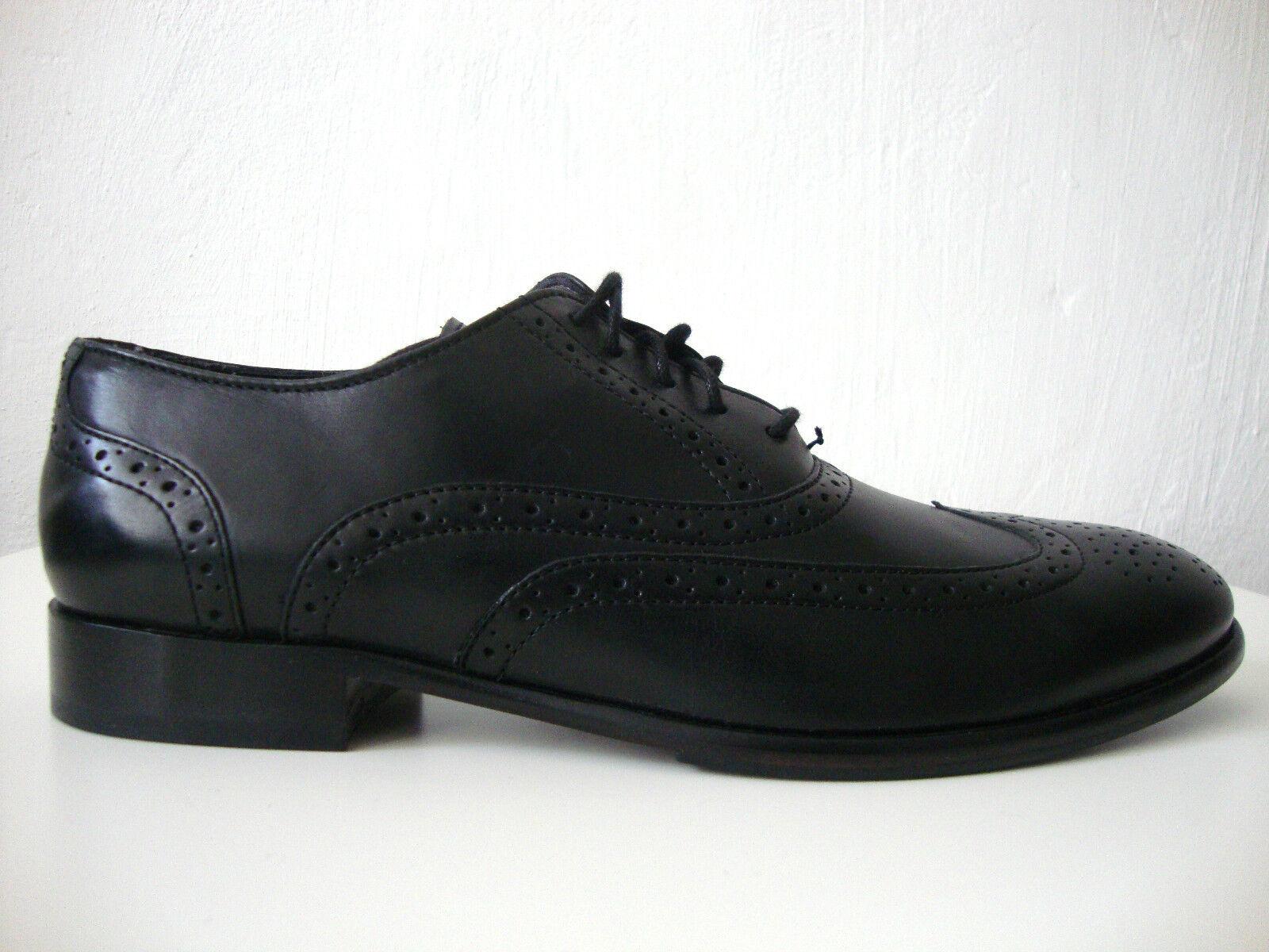ESPRIT ESPRIT ESPRIT Herren Leder Business Schuhe Halbschuhe Leder Schuhe Gr.42 NEU mit ETIKET cfa0a9