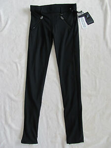Leggings Runway multi nero rflkt cerniere Xs nwt Religion on taglia 179 Pull True w5xUI6f