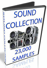 SOUND COLLECTION - REASON REFILL- CUBASE- FRUITY LOOPS - FL STUDIO - ABLETON