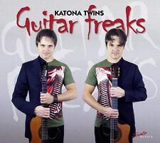 KATONA TWINS - GUITAR FREAKS  CD NEU