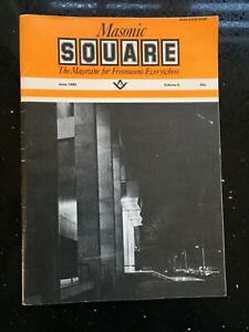 Masonic Square Magazine 1980
