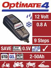Optimate 4 Battery Charger & Optimiser (New)