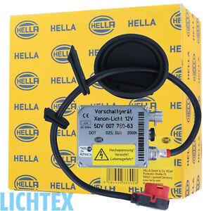Original-Hella-5dv-007-760-63-Phares-Xenon-Ballast-Dispositif-de-commande-NEUF
