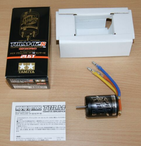 TAMIYA 54895 Brushless 21.5T TBLM-02S Remote Control Car Engine Replacement Parts RC Model Making