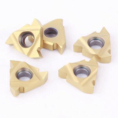10pcs MMT 22IR N60 US735 3.5-6mm carbide insert threading insert turning tools