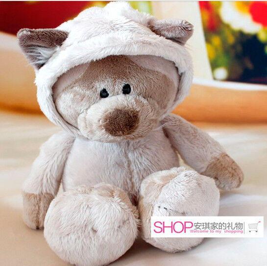 Nici plush toy stuffed doll Snow civet Leopard cat christmas birthday gift 1pc