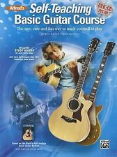 Alfred's Self-Teaching Basic Guitar Course: The new, easy and fun way to teach y