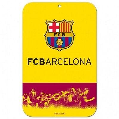 Jersey La Liga WinCraft FC Barcelona 4 x 17 Street Sign Futbol