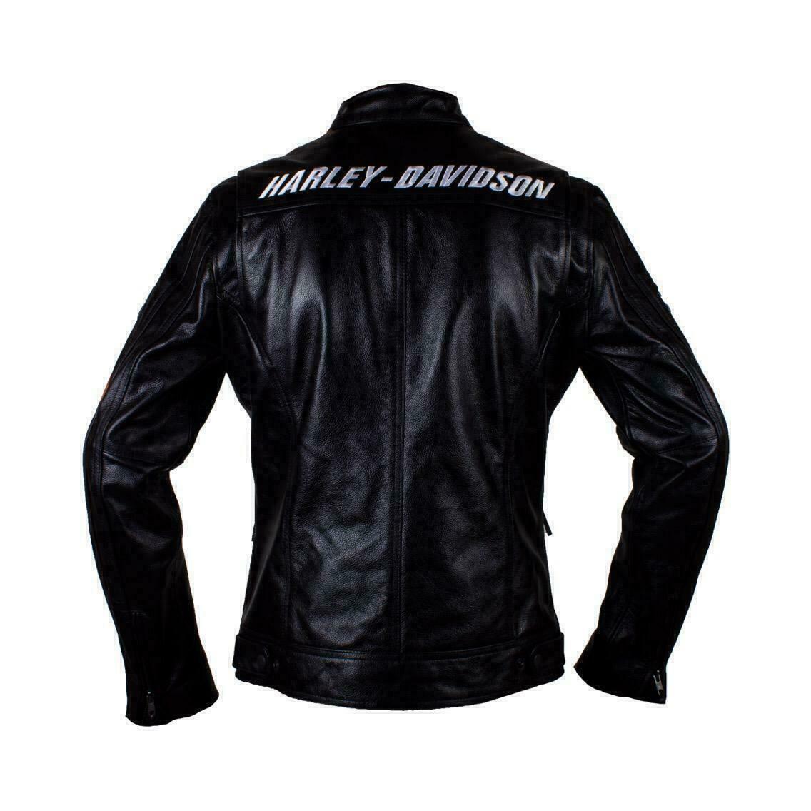 Blu Apparel ® In Finta Pelle Giacca Da Motociclista Da Uomo Slim Fit Nero Vera UK STOCK