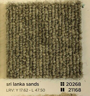 Burmatex Carpet Tiles Earth Sri Lanka Sands 20268