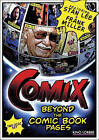 Comix: Beyond the Comic Book Pages (DVD, 2016, 2-Disc Set)
