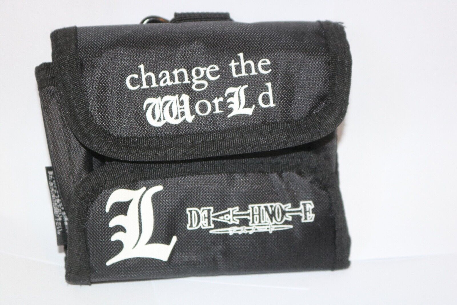 Death Note Anime Wallet ! High quality! Fast delivery! UK Seller!