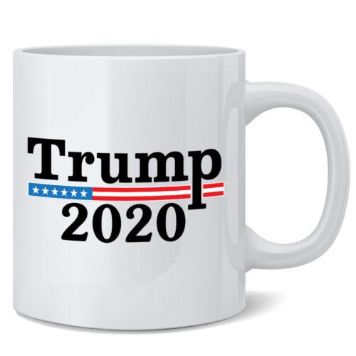 3x5 Donald Trump 2020 President Campaign 12 oz Coffee Mug Coffee Mug