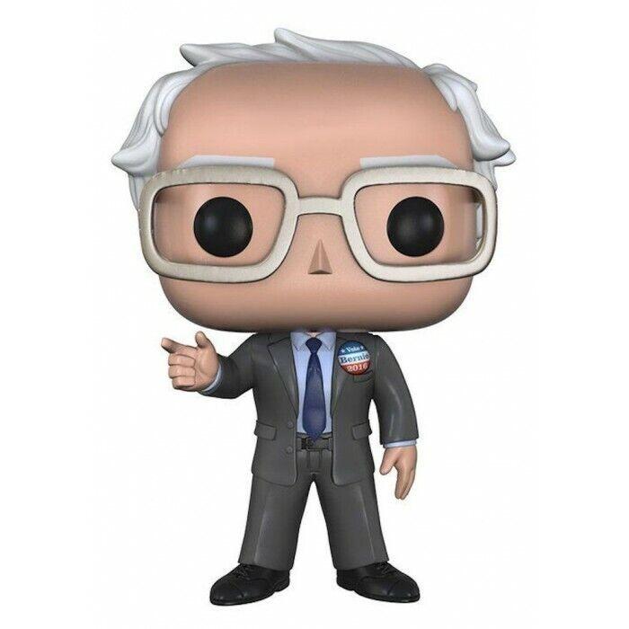 Funko Pop Culture  The vote 2016 Bernie Sanders Figures nouveau  livraison gratuite