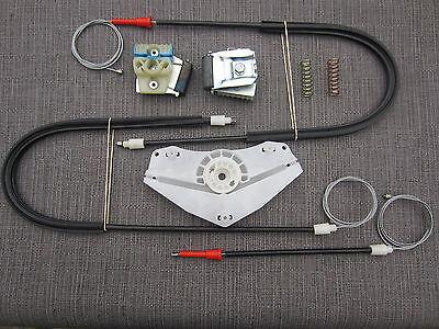 VW BEETLE WINDOW REGULATOR REPAIR KIT with METAL SLIDER FRONT LEFT NSF *NEW*