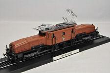 1/87 HO scale atlas display Railway / Train model - SBB Krokodil