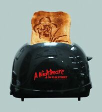 "A NIGHTMARE ON ELM STREET: FREDDY KRUEGER TOASTER, Dynamic Forces ""NEW"" NOES"