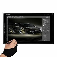 18.4 Monitor Graphic Tablet Display Screen 8 Hotkey Art Drawing Digital Pen Au