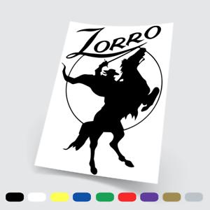 Adesivi Murali Low Cost.Details About Adesivi In Vinile Wall Stickers Prespaziati Zorro Moto Auto Notebook Pc Murali