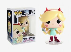 Funko-Pop-Star-vs-the-Forces-of-Evil-Star-Butterfly-Vinyl-Figure-Item-35769
