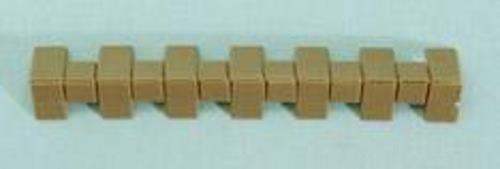 Wills - SS76 - OO Gauge Quoins/Corner Stones Plastic Kit