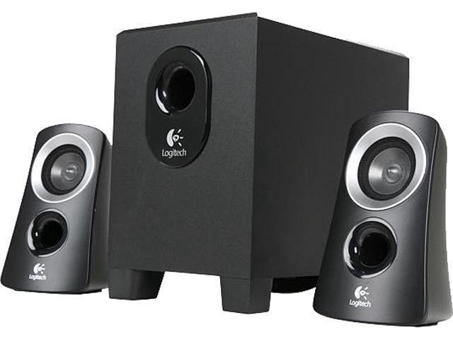 Logitech Recertified 980-000382 Z313 2.1 Speaker System