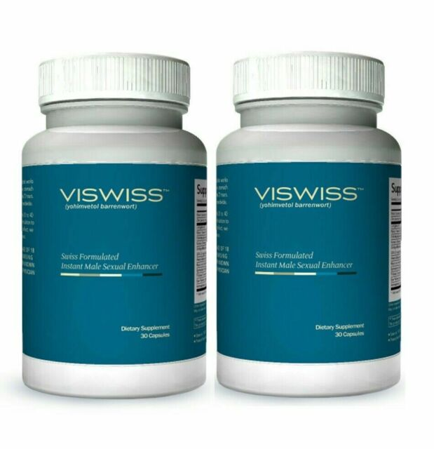 Viswiss - Best Male Enhancement Capsule -Directly From Manufacturer- 2 Bottles