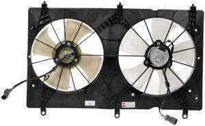 Engine-Cooling-Fan-Assembly-Dorman-620-257-fits-03-07-Honda-Accord-2-4L-L4