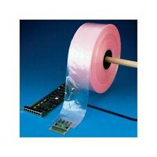 Elkay Plastics Anti Static Poly Tubing Pink 40 Mil 1 Roll