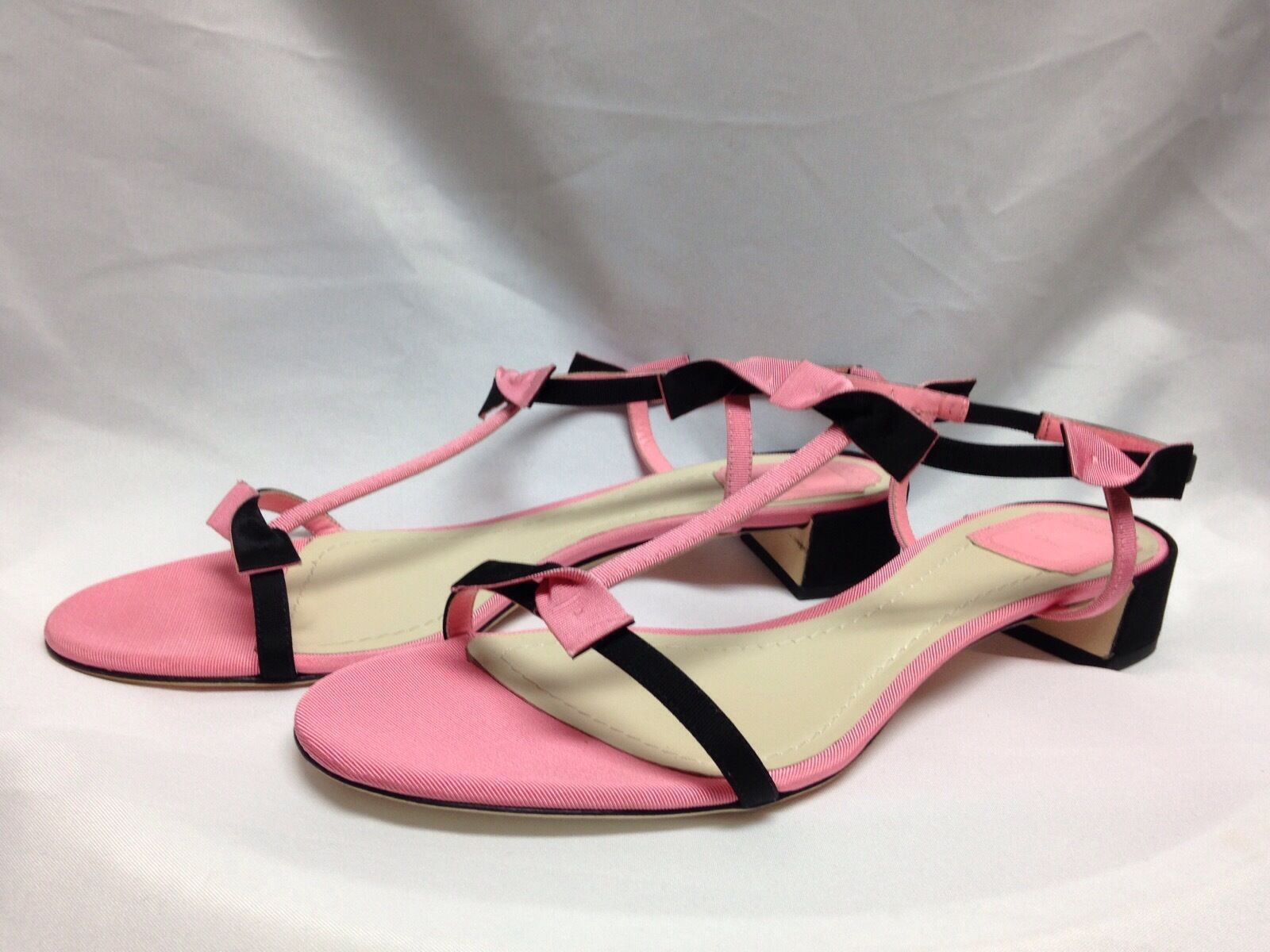 Dior Doll 2.5 Ankle Strap Sandal pink Baby IN  New w  Box