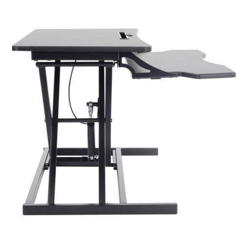 Standing Computer Desk Height Adjustable Sit Stand Desk Laptop Screen Riser