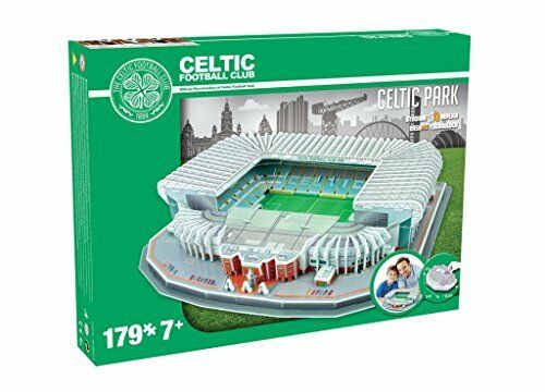 Paul Lamond 3D Celtic Park Stadium Puzzle