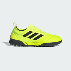 adidas Copa 19.4 Turf Shoes Kids Size 13.5K Black
