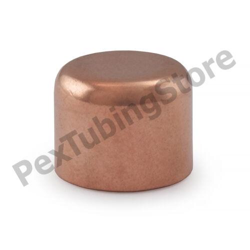 """25 1//2/"""" Copper Caps"""