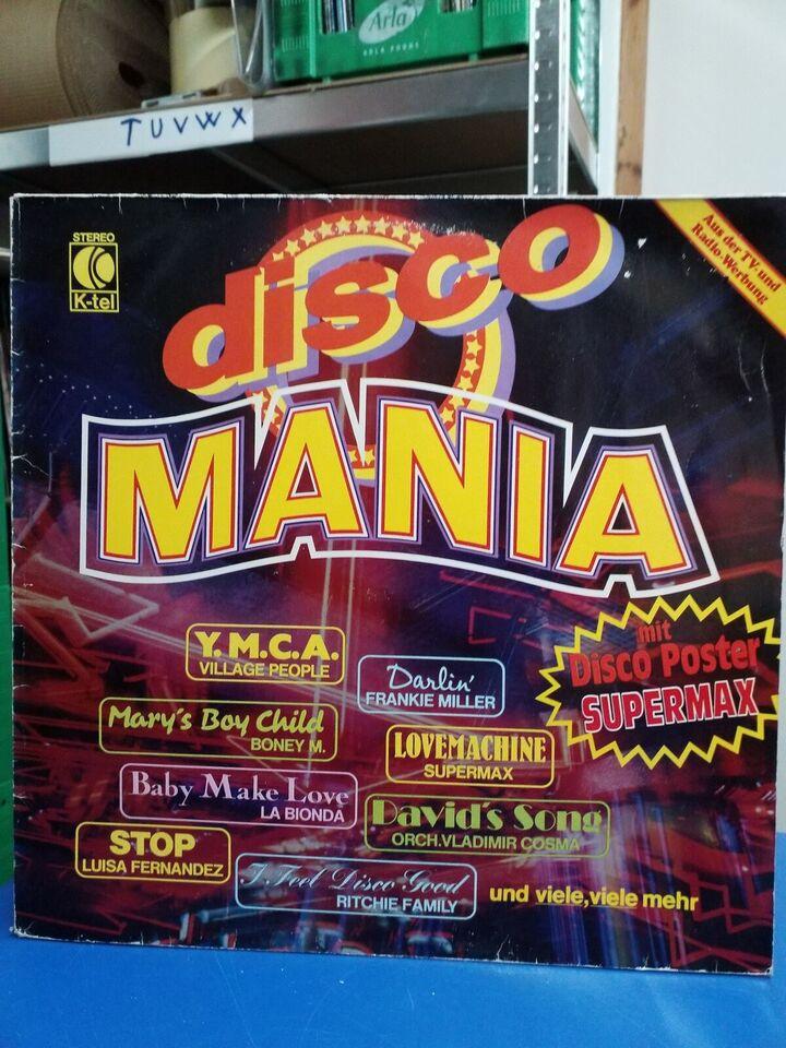 LP, DISCO MANIA, ??
