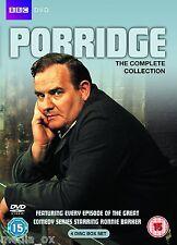 Porridge: The Complete BBC Series 1 2 & 3 Box Set Collection | New | DVD