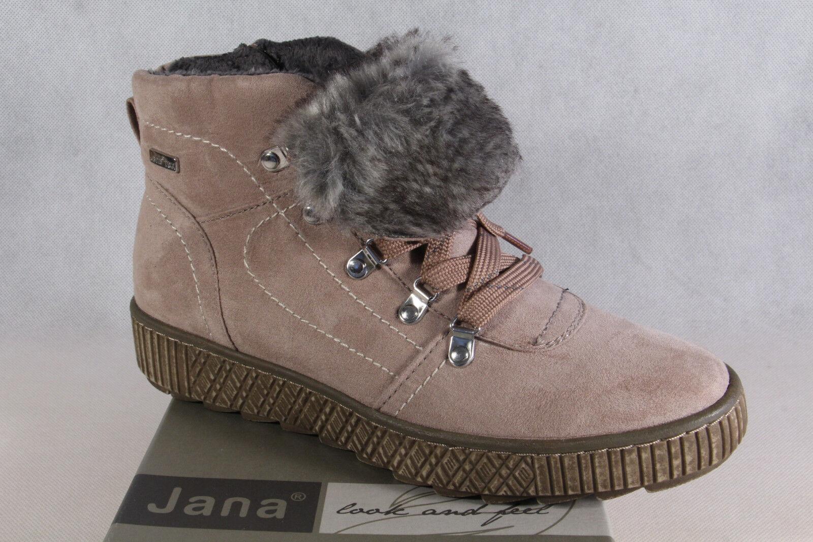 Jana -tex Women's Boots Boots Winter Boots pink New