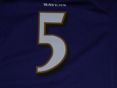 joe flacco toddler jersey